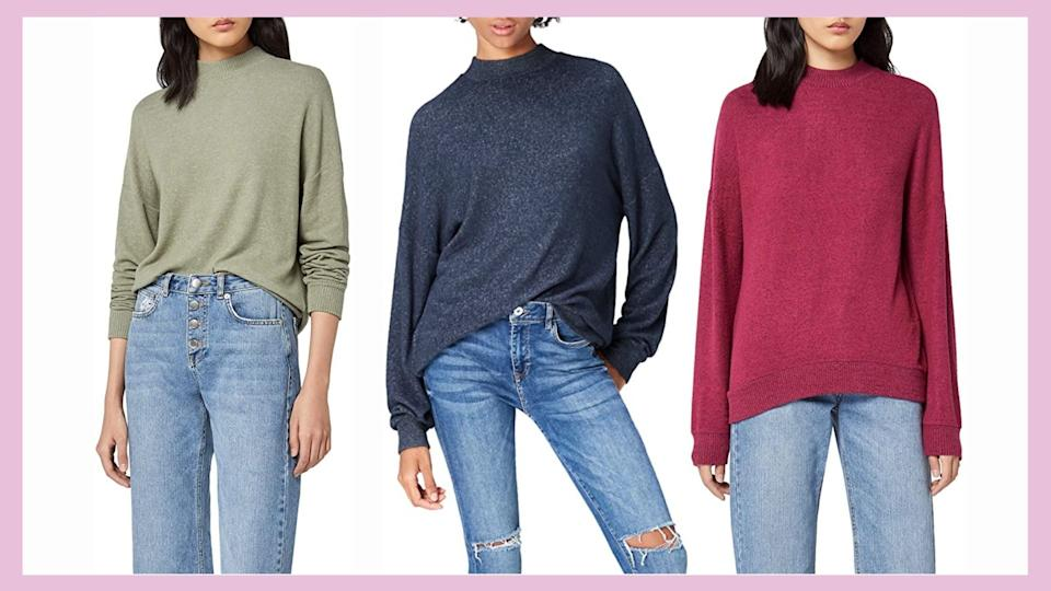 Amazon's hidden gem - FInd's Oversized Sweater, from $32