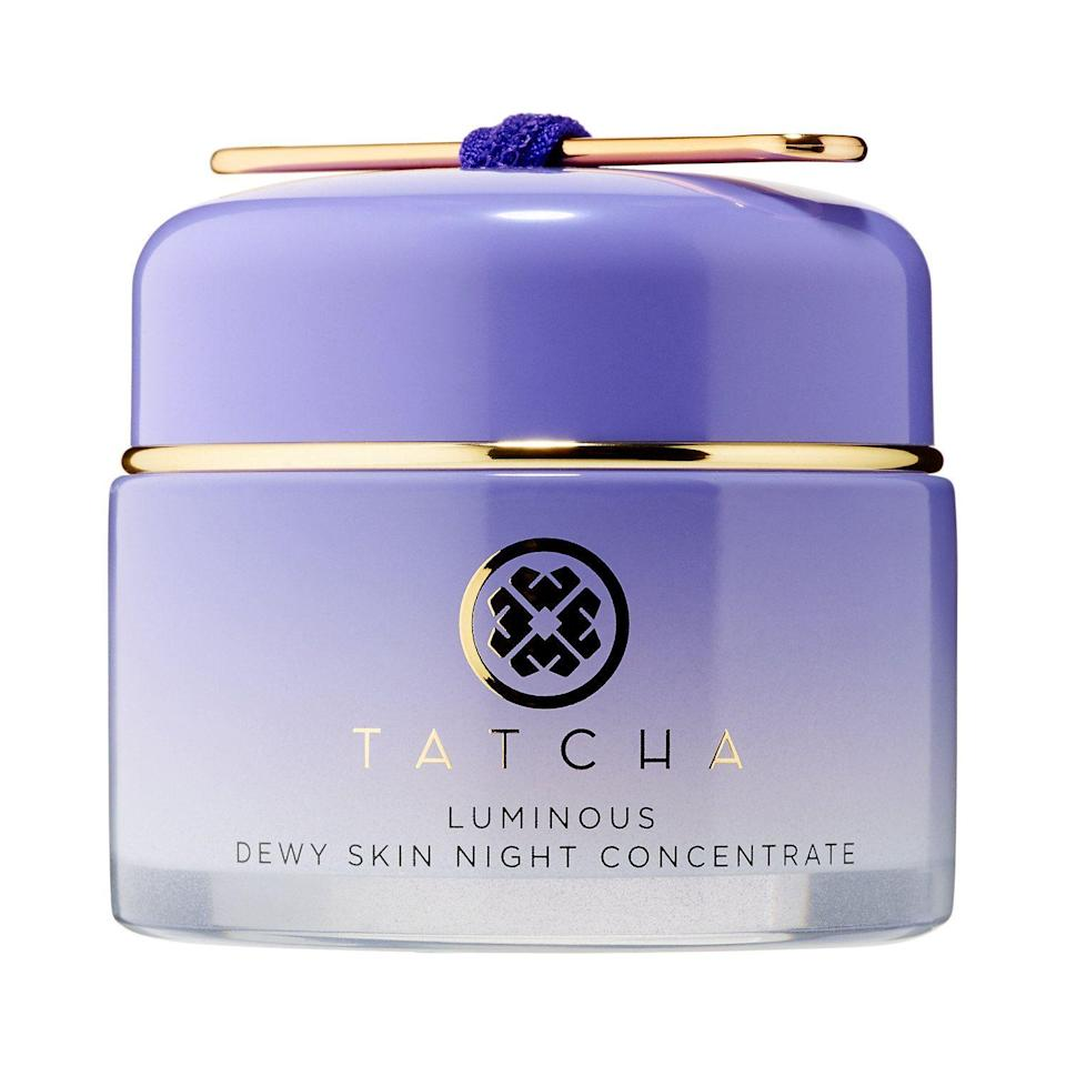 """<p><strong>TATCHA Luminous Dewy Skin Night Concentrate</strong></p><p>sephora.com</p><p><strong>$142.00</strong></p><p><a href=""""https://go.redirectingat.com?id=74968X1596630&url=https%3A%2F%2Fwww.sephora.com%2Fproduct%2Fluminous-dewy-skin-night-concentrate-P403820&sref=https%3A%2F%2Fwww.harpersbazaar.com%2Fbeauty%2Fskin-care%2Fg19738338%2Fbest-skin-care-brands%2F"""" rel=""""nofollow noopener"""" target=""""_blank"""" data-ylk=""""slk:Shop Now"""" class=""""link rapid-noclick-resp"""">Shop Now</a></p><p>If glowy, dewy skin is what you're after—let us introduce you to the Japanese-and-American brand Tatcha. Inspired by the beauty secrets of geishas, Tatcha's line of cleansers, creams, and serums is centered around three ingredients: green tea, rice, and algae. The line is gentle enough for sensitive skin, natural, and wildly effective. We're in love with the dewy skin products in particular, both the mist and the night concentrate.</p>"""
