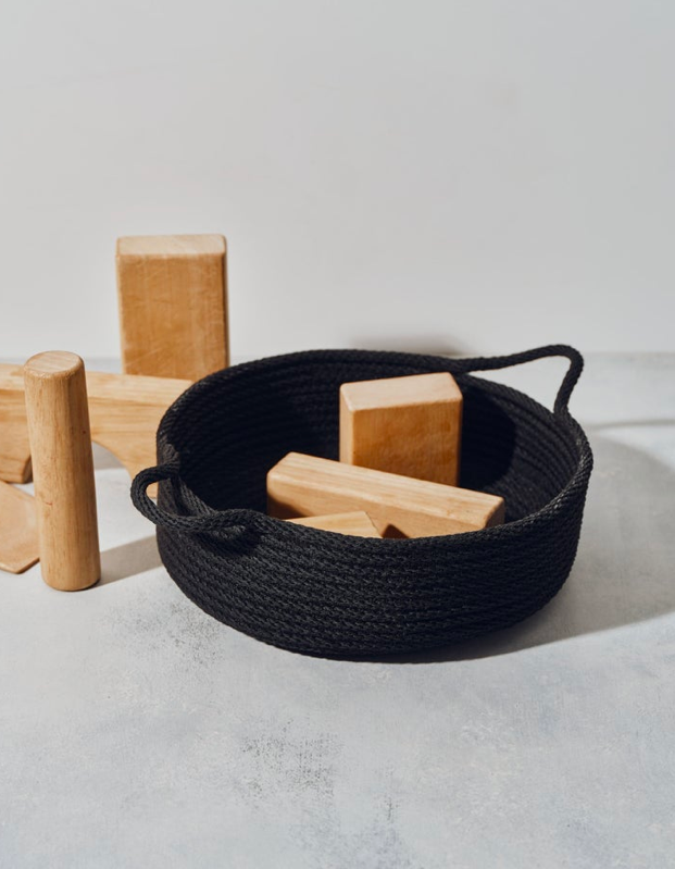 """Tia Mowry collaborated with nine Etsy artisans to create a unique collection of handmade items for your home, including this handmade storage basket. $59, Etsy. <a href=""""https://www.etsy.com/listing/845460403/tia-mowry-x-etsy-rope-storage-basket"""" rel=""""nofollow noopener"""" target=""""_blank"""" data-ylk=""""slk:Get it now!"""" class=""""link rapid-noclick-resp"""">Get it now!</a>"""
