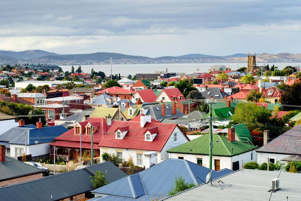 Hobart is one of the worst places in Australia for rental affordability. Image: Getty