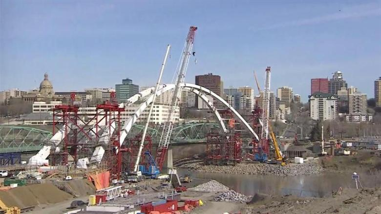 Millions in late penalties and still no opening date for Walterdale Bridge