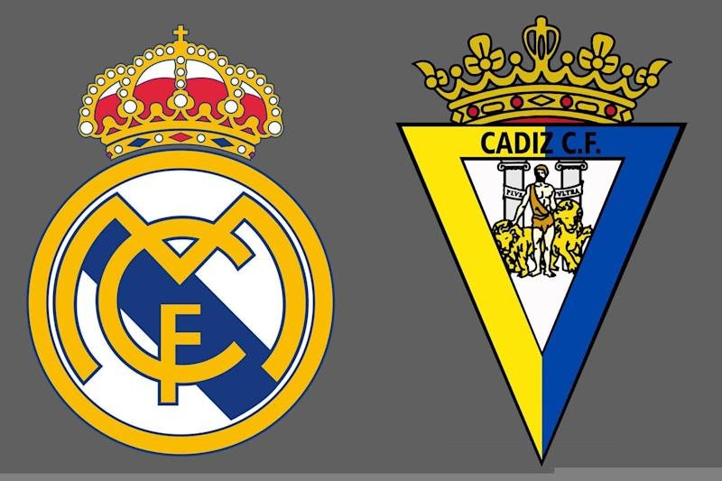 Real Madrid-Cádiz