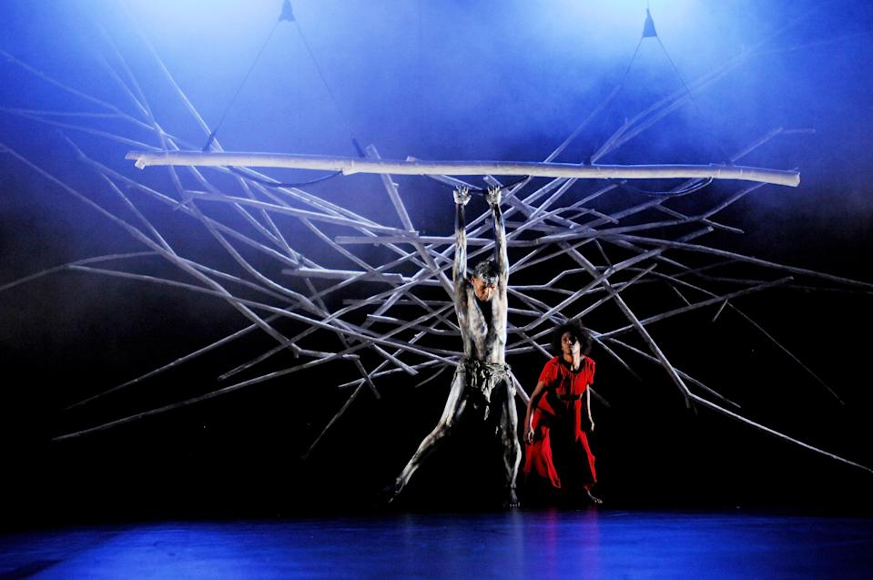 """<p><strong>Give us the big picture: What's the vibe of the place, what's it like?</strong><br> Based at Sydney's heritage-listed Walsh Bay wharves, Bangarra Dance Theatre performs in various major venues across the city, including <a href=""""https://www.cntraveler.com/activities/sydney/sydney-opera-house?mbid=synd_yahoo_rss"""" rel=""""nofollow noopener"""" target=""""_blank"""" data-ylk=""""slk:Sydney Opera House"""" class=""""link rapid-noclick-resp"""">Sydney Opera House</a> (where it's a resident company) and Carriageworks, as well as touring nationally and internationally. Wharf 4/5 is also home to Sydney Theatre Company.</p> <p><strong>What kinds of events can we see here?</strong><br> Australia's leading First Nations performing arts company, Bangarra is beloved for its powerful dance performances, combining indigenous moves, songs, and stories drawn from 65,000 years of Aboriginal and Torres Strait Islander culture, with contemporary physicality. Expect mesmerizing choreography, compelling theater, and distinctive design and soundscapes from this 1989-founded troupe, run by artistic director Stephen Page.</p> <p><strong>How are the seats?</strong><br> All the venues Bangarra performs at are state-of-the-art, so expect slick staging, seats, and sightlines. Check the calendar on their website to see where they're dancing during your visit.</p> <p><strong>Good for kids?</strong><br> Kids would love Bangarra, which harnesses gestures inspired by flora and fauna to create its exciting dances, with bold characters and costumes (2018 show <em>Dark Emu</em> is a case in point). Productions are created """"on country"""" in rural Australia with Aboriginal elders, so they're an inspiring way to connect young and old.</p> <p><strong>Anything in particular that makes this place special, from the programming to a unique feature it has?</strong><br> As well as showcasing hot new productions, the group often revives popular pieces from its repertoire, so hopefully you'll get a chance to catch them live. Com"""
