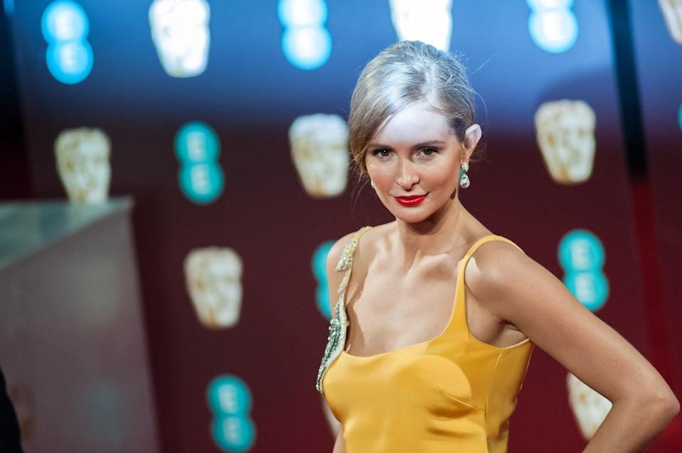 LONDON, UNITED KINGDOM - FEBRUARY 12: Millie Mackintosh attends the 70th British Academy Film Awards (BAFTA) ceremony at the Royal Albert Hall on February 12, 2017 in London, England. PHOTOGRAPH BY Wiktor Szymanowicz / Barcroft Images London-T:+44 207 033 1031 E:hello@barcroftmedia.com - New York-T:+1 212 796 2458 E:hello@barcroftusa.com - New Delhi-T:+91 11 4053 2429 E:hello@barcroftindia.com www.barcroftimages.com (Photo credit should read Wiktor Szymanowicz / Barcroft Im / Barcroft Media via Getty Images)