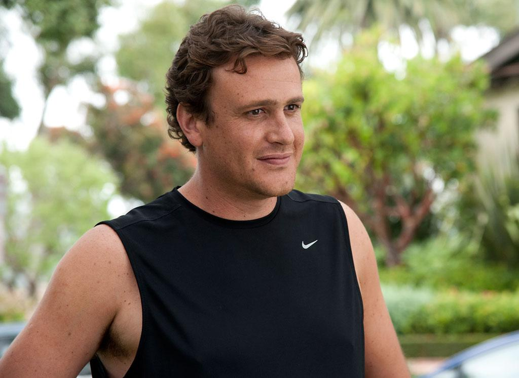 """Jason Segel in Universal Pictures' """"This is 40"""" - 2012"""