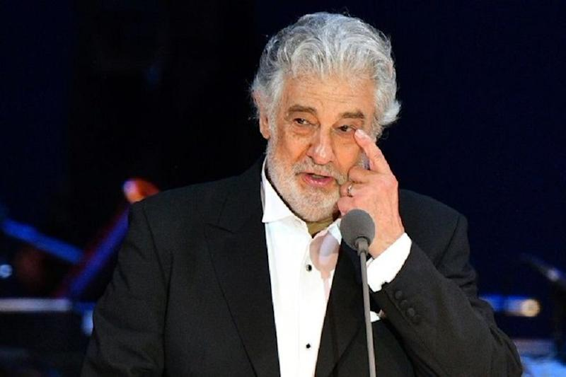 Opera Star Domingo Drops Spain Show but Says Apology over Sexual Harassment Claims Gave 'False Impression'