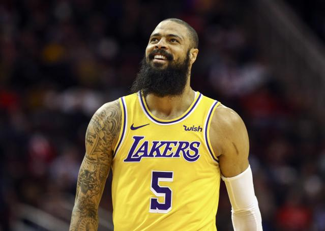 Tyson Chandler will reportedly join the Houston Rockets. (Reuters)