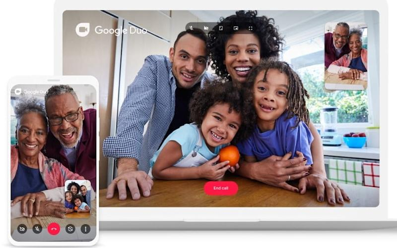Google Duo now lets you share your Android screen in video calls