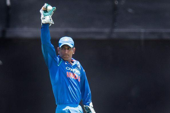 Whenever he has found himself under pressure, Dhoni has always found a way to let his bat do the talking
