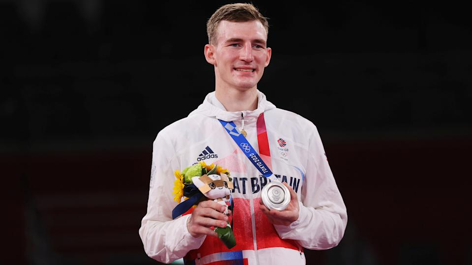 Great Britain's Bradly Sinden admitted he'd made costly mistakes in his maiden Olympic final but vowed to come back stronger in Paris