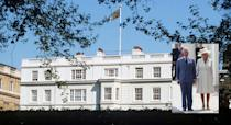 <p>Prince Charles moved into Clarence House back in 2003. He was later joined by Camilla Parker-Bowles after the couple tied the knot in 2005. Princes Harry and William also lived at the estate for a short period of time until moving into their own residences at Kensington Palace in the years 2011 and 2012. <em>[Photo: Getty]</em> </p>