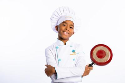 Kid Chef Julian Frederick and Chef Jernard Wells will host a family-friendly Slow Foods Live event presented by Truly Grass Fed on October 20 at 2 p.m. EDT. The two will collaborate on tasty grilled cheese recipes for kids and grown-ups.
