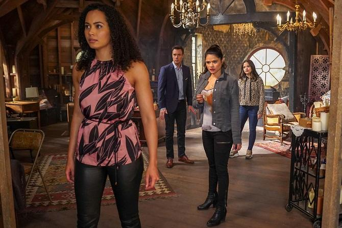Embrujadas ( Colin Bentley/The CW -- © 2019 The CW Network, LLC. All rights reserved, cortesía de HBO)