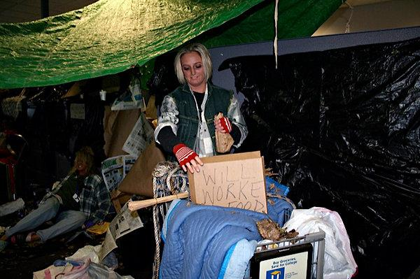Foreclosure Mill's Halloween Party Mocks Homeless, Displaced