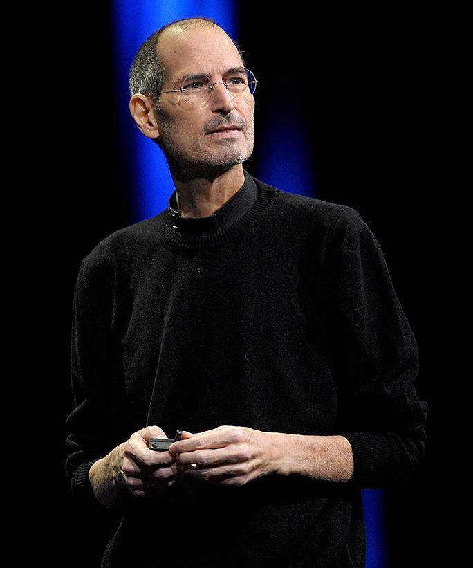 Ask anyone what Steve Jobs liked to wear. The Apple co-founder was rarely seen in public without his black mock turtleneck. And, there's a fascinating story behind his decision to don the monastic Issey Miyake top every. single.day. Read more here.