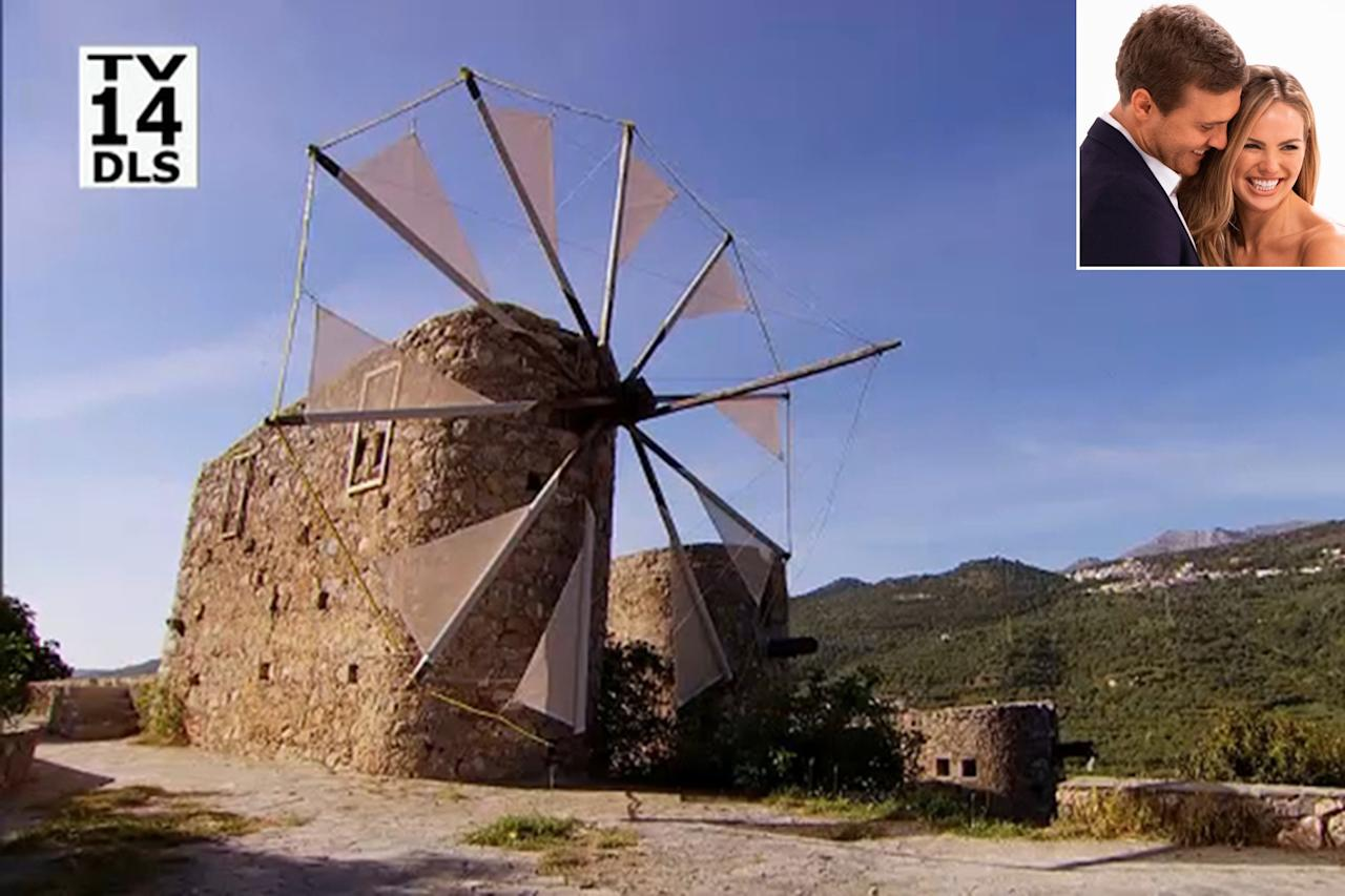 "This one-bed, one-bath <a href=""https://people.com/travel/the-bachelorette-hannah-brown-windmill-date-airbnb/"">""Rustic Traditional Windmill""</a> in Greece is the site of Hannah Brown's epic hookup with Pilot Pete on Season 15 of <a href=""https://people.com/tag/the-bachelorette/""><em>The Bachelorette</em></a> and it can be yours for just <a href=""https://www.airbnb.com/rooms/27791970?irgwc%5B%5D=1&irgwc%5B%5D=1&amp%3Birclid=VaOxl%3AWr1xyJUN80MdV3iVCmUklTl-UShSKkSs0&amp%3Bircid=4273&amp%3Bsharedid=&amp%3Baf=&amp%3Biratid=9627&amp%3Bc=.pi73.pk4273_1331429&amp%3Birparam1=&amp%3Bsource_impression_id=p3_1563390341_tFLuiAeH5cIRCLd8&irclid=zgMVTeTUvxyJUo2xU-SAVSQkUklQOQRjhSKkSE0&ircid=4273&sharedid=&af=126295512&iratid=9627&c=.pi73.pk4273_249354&irparam1=&source_impression_id=p3_1564770198_%2BnwIccNXcsSDIv1c"">$55 a night.</a> ""Great experience staying at Giorgos and Athina's windmill!"" one online reviewer wrote of the windmill lodge, located in Nikithianos on the island of Crete. ""We loved the place, a traditional windmill nicely renovated above an olive tree valley, with an amazing view!"""