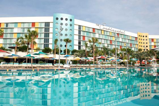 Universal Orlando's Cabana Bay Beach Resort