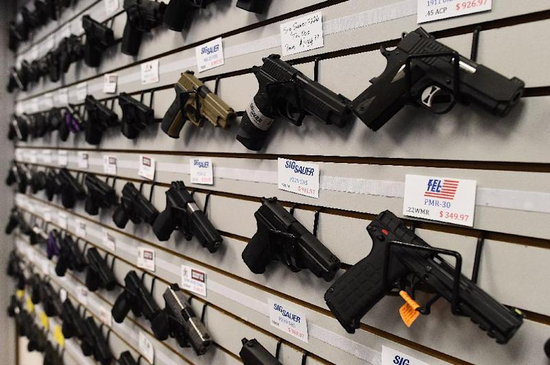 Firing Range Reports Gun Sales Hike After Ferguson