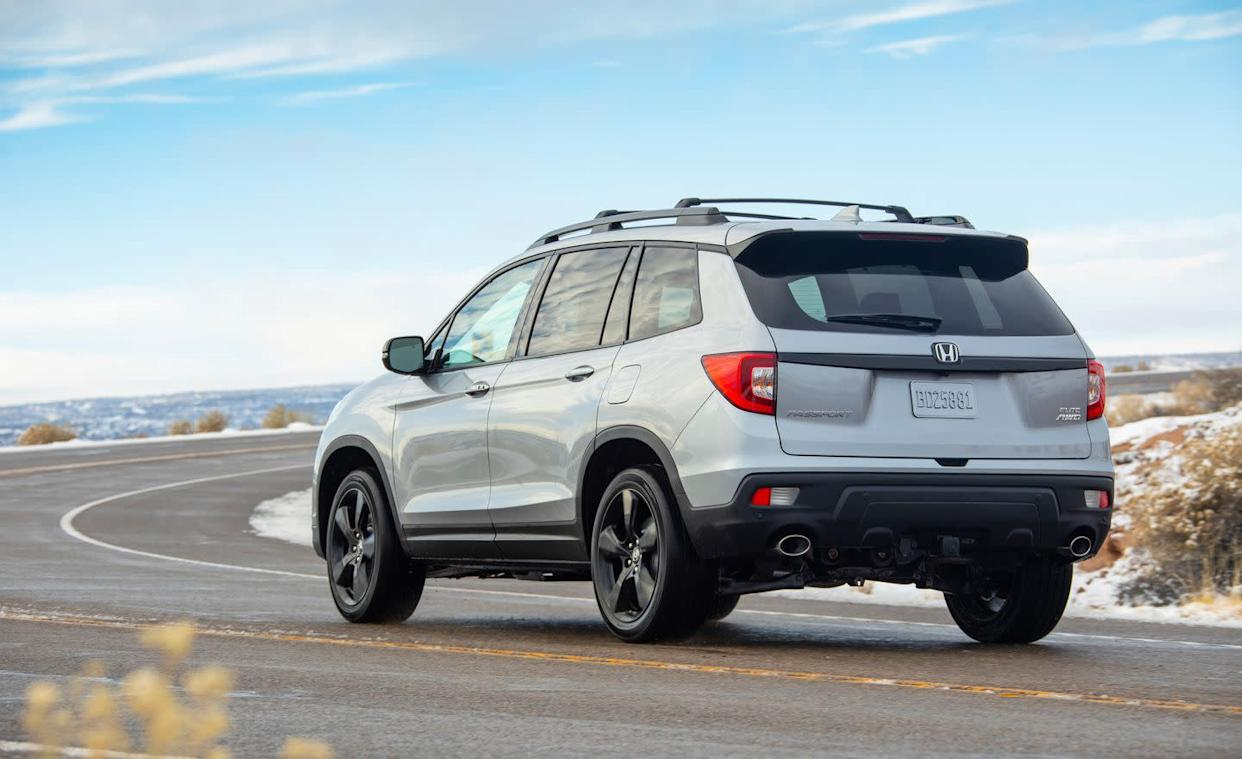 The 2019 Honda Passport Drives Like a Smaller Pilot ...