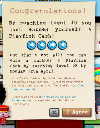 Earn Free Playfish Cash by playing Hotel City