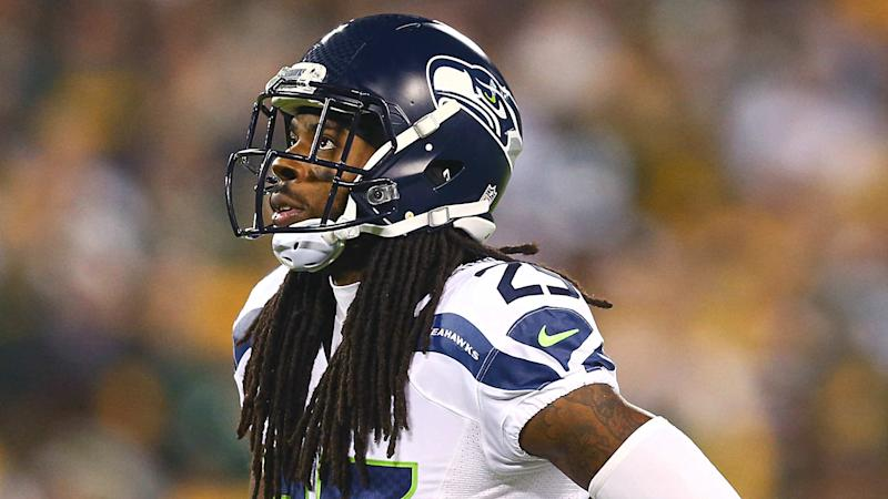 Richard Sherman Blasts Fantasy Football After Chris Carson Injury