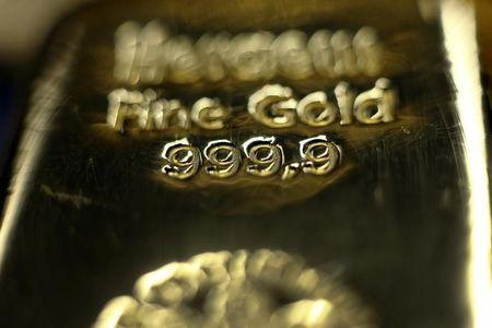 Gold finds support on softer dollar ahead of key U.S. data