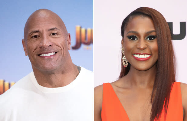 Dwayne 'The Rock' Johnson, Issa Rae Team for Backyard Wrestling Series in the Works at HBO