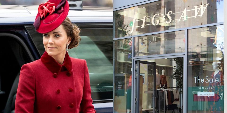 <p>Yes, Kate Middleton had a life before marrying a Prince and becoming a Dutchess—she was a buyer for luxury fashion store, Jigsaw. She got the job by reaching out to the brand's founder, Belle Robinson, and worked in the accessories department. Fancy!</p>