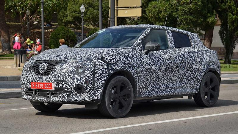 All New Nissan Juke Spied With Major Design Changes
