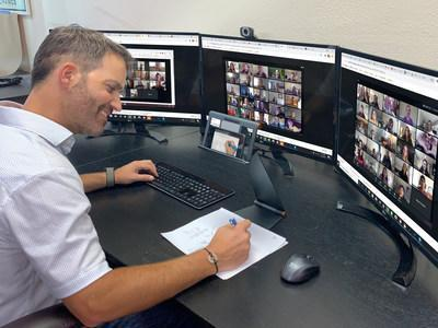 Teachers around the world have been integrating TutorCams into their virtual classrooms during the pandemic. Remote learning is no longer so remote.