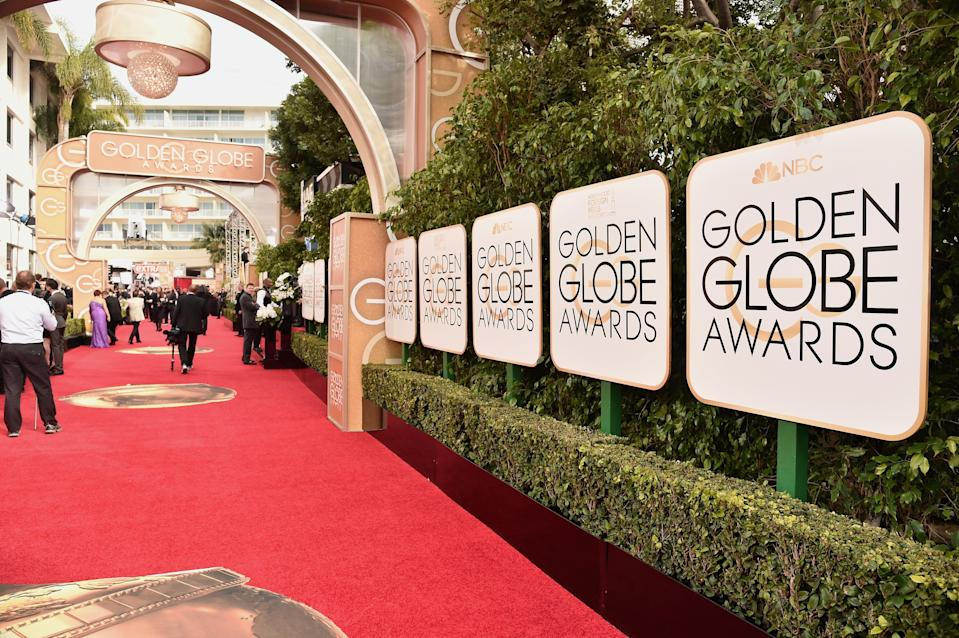 Women will reportedly wear black to the 2018 Golden Globes to protest sexual harassment [Photo: Getty]