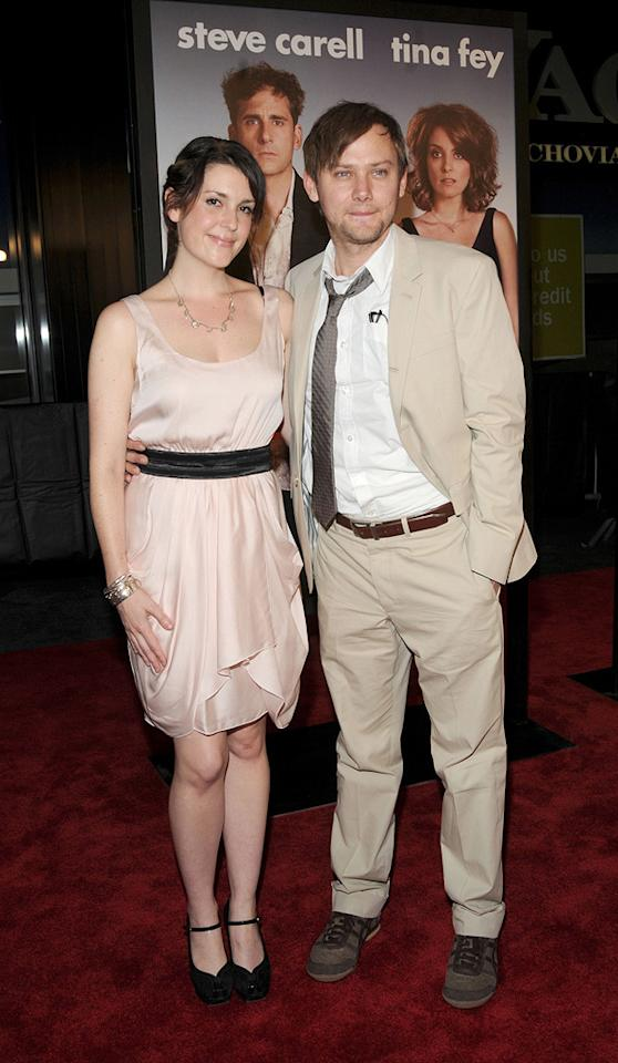 """<a href=""""http://movies.yahoo.com/movie/contributor/1800226256"""">Melanie Lynskey</a> and <a href=""""http://movies.yahoo.com/movie/contributor/1800499599"""">Jimmi Simpson</a> at the New York City premiere of <a href=""""http://movies.yahoo.com/movie/1810080154/info"""">Date Night</a> - 04/06/2010"""