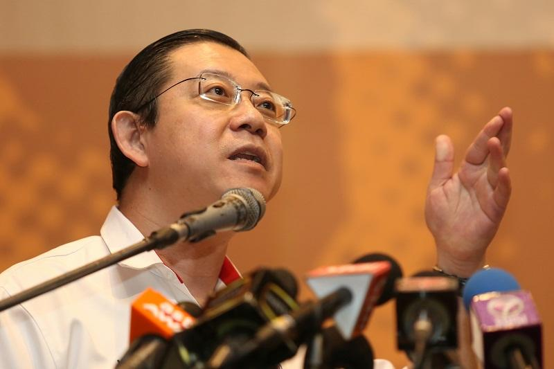 Penang to table motion condemning Tasek Gelugor MP next month, says Guan Eng (VIDEO)