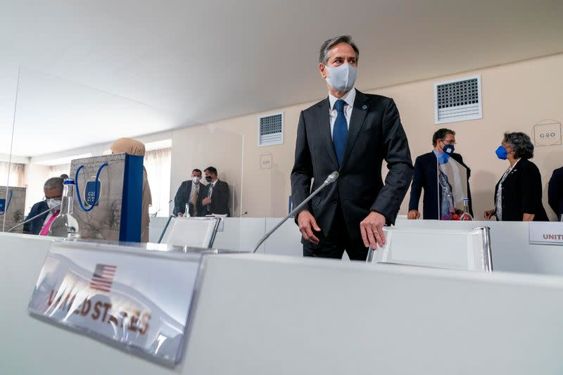 G20 foreign and development ministers meet in Matera