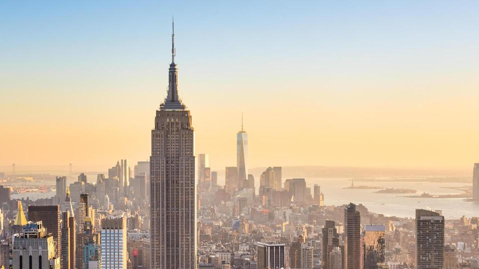 11428, Empire State Building, Horizontal, New York, New York City, United States, trips, vacation