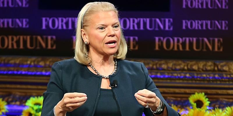 IBM posts first revenue boost in six years
