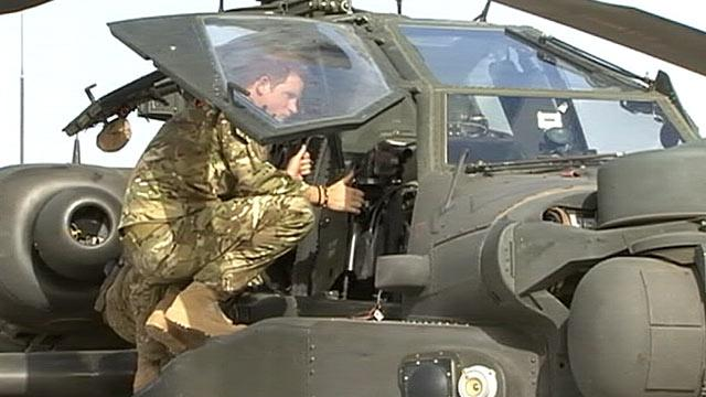 Prince Harry Heads to War in Afghanistan