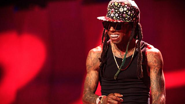 Lil Wayne hospitalized in Omaha