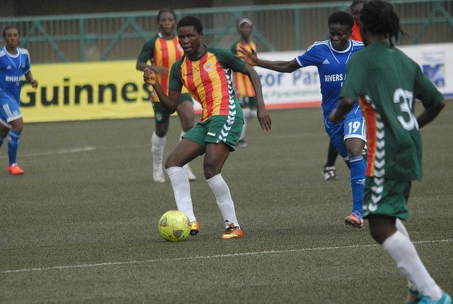 The Owena Mermaids secure a narrow win over their visitors to start on a bright note at the Akure Township Stadium