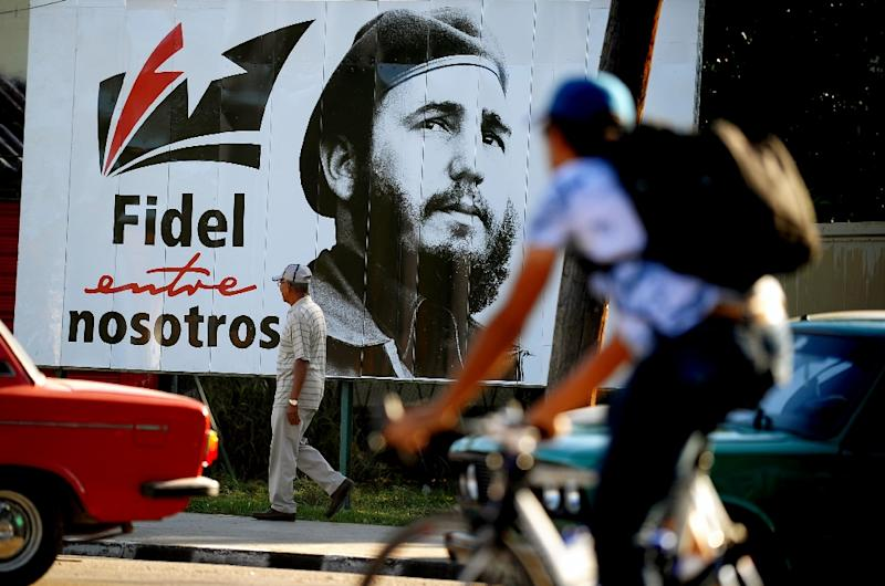Cuba to hold observance on 1-year anniversary of Fidel Castro's death