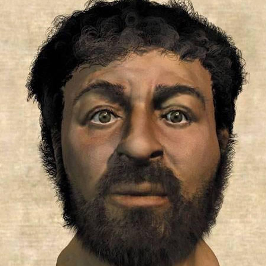 This Forensic Recreation of Jesus Christ Is Not the Same Guy You Remember from Church
