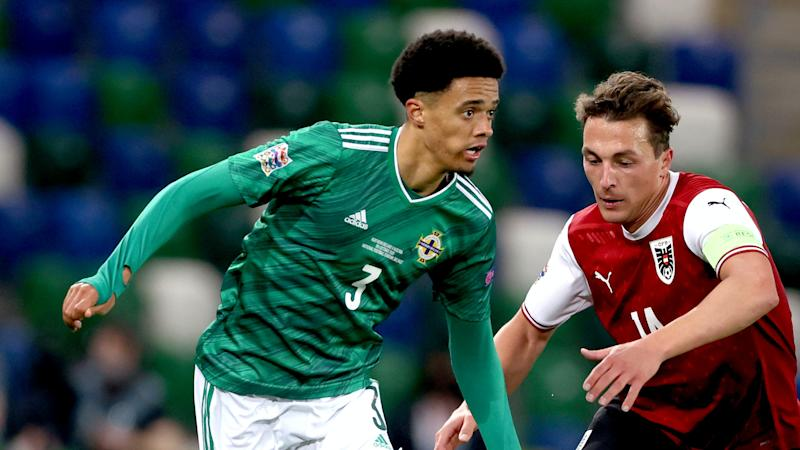 Jamal Lewis sits out Northern Ireland's clash with Norway