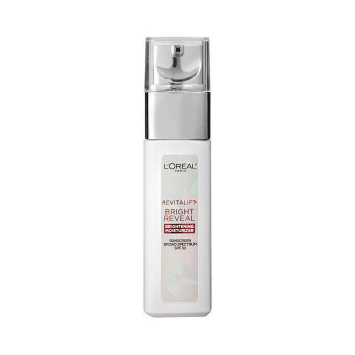 """<p><strong>L'Oréal Paris</strong></p><p>amazon.com</p><p><strong>$19.99</strong></p><p><a href=""""https://www.amazon.com/dp/B01F7SUHIO?tag=syn-yahoo-20&ascsubtag=%5Bartid%7C10055.g.34520642%5Bsrc%7Cyahoo-us"""" rel=""""nofollow noopener"""" target=""""_blank"""" data-ylk=""""slk:Shop Now"""" class=""""link rapid-noclick-resp"""">Shop Now</a></p><p>L' Oréal Paris's SPF lotion, a top performer in the GH Beauty Lab's <a href=""""https://www.goodhousekeeping.com/beauty-products/g26586857/best-moisturizer-with-spf/"""" rel=""""nofollow noopener"""" target=""""_blank"""" data-ylk=""""slk:anti-aging day cream"""" class=""""link rapid-noclick-resp"""">anti-aging day cream</a> test, packs the power of collagen-friendly retinol and vitamin C to plump and smooth skin at a palatable price. The formula <strong>boosted skin's hydration by 28%</strong> per Lab calculations with the Corneometer device. """"It decreased the appearance of my wrinkles,"""" one tester raved. """"My <a href=""""https://www.goodhousekeeping.com/beauty/anti-aging/a29993947/dry-skin-on-face-treatments-causes/"""" rel=""""nofollow noopener"""" target=""""_blank"""" data-ylk=""""slk:skin stayed hydrated"""" class=""""link rapid-noclick-resp"""">skin stayed hydrated</a> throughout the day,"""" another commented.</p>"""