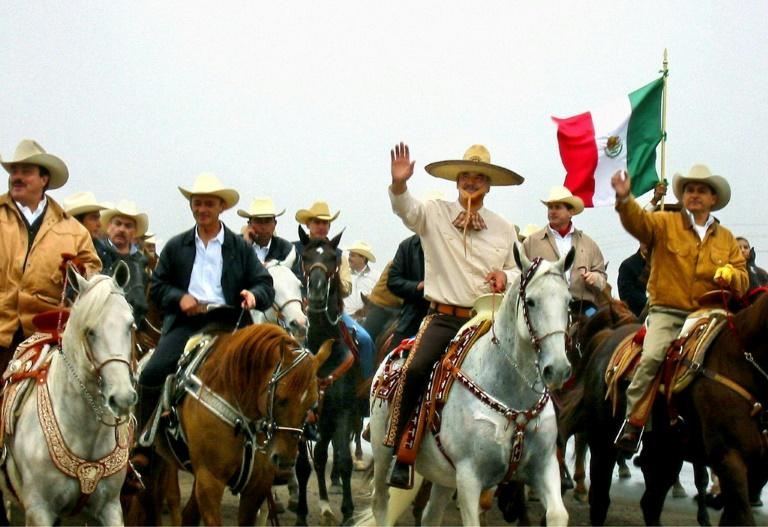 Ex-Mexican governor's long flight from justice ends