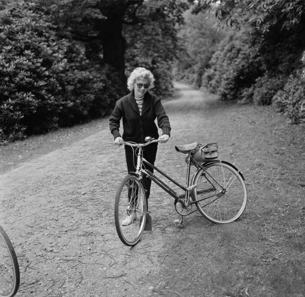<p>Celebrities of yesteryear had one crucial accessory that quite literally carried them in style: the bicycle. It's not only a practical way of commuting, but also a leisurely pastime that celebrities seemed to excel at in the 20th century. Whether it was actresses like Audrey Hepburn pedaling to and from movie sets or The Beatles taking a quick jaunt around London, they made riding a bike look effortlessly stylish. Get inspired by these starlets, who defined biker chic—long before it meant motorcycle jackets and leather pants.</p>