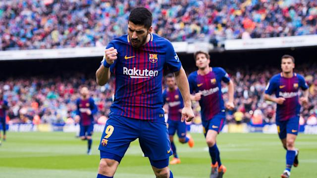 After Barcelona took another step towards the LaLiga title, Luis Suarez said there has been too much focus on their Champions League exit.