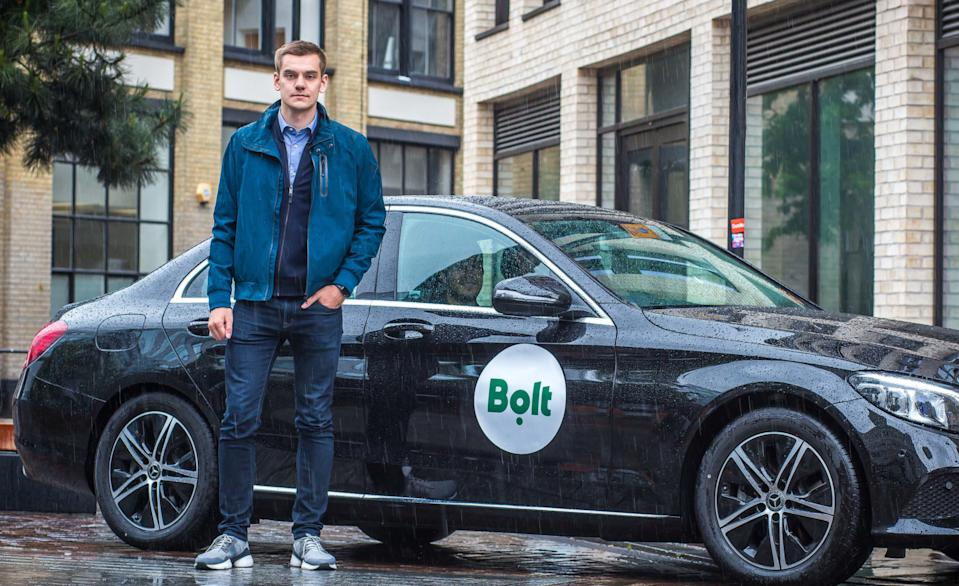 Bolt CEO and founder Markus Villig. Photo: Bolt