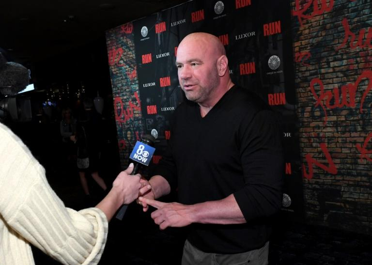 UFC president Dana White said Friday that UFC 249 will be staged May 9 in Jacksonville, Florida, at an arena without spectators