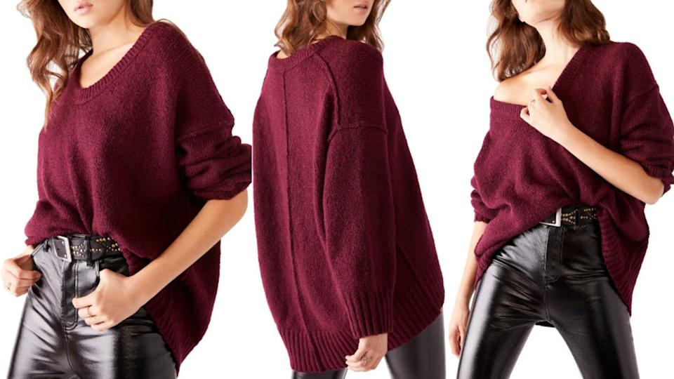 Free People Brookside Sweater - Nordstrom, from $54 (originally $128)