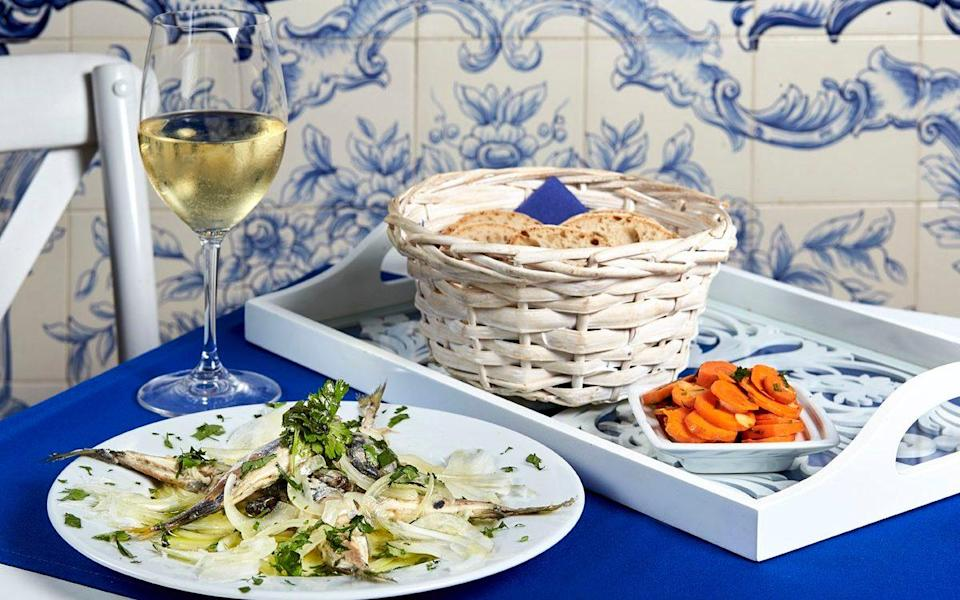 Foodies will also love Iberian Escape's week-long tour that blends the region's food, landscapes and culture